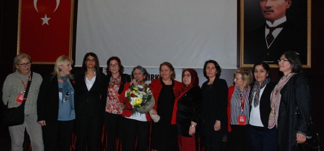 CHP Bakırköy Kadın Kolu Başkanı Hamide Yazıcı Oldu