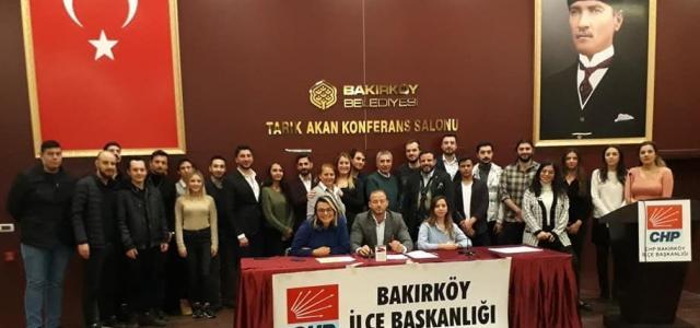 Bakırköy'ün Gençleri, Tek Adayda Birleşti!