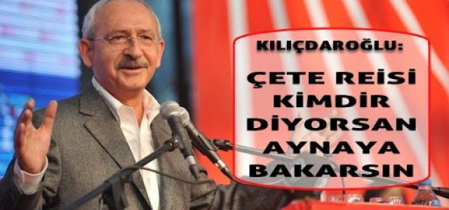 İŞKİLLİ ÇETE REİSİ!!